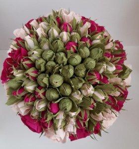 Подарок для любимой 101 роза