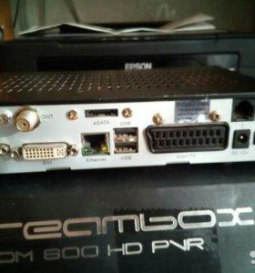 Ресивер Dreambox DM-800 HD PVR