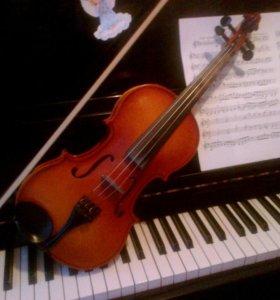 Мастеровая скрипка.