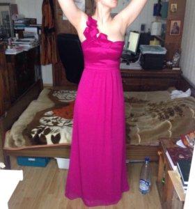 Цикломеновое платье.