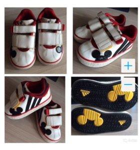 Кроссовки бу Adidas