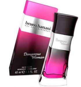 Туалетная вода Bruno Banani Dangerous Woman 40мл
