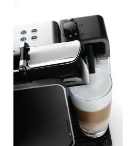 Кофемашина DeLonghi Nespresso Lattissima+ EN 520
