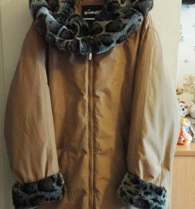Куртка, р.S, на 44-46
