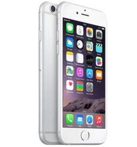 Смартфон Айфон Apple iPhone 6 64GB (серебристый)