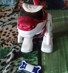 Интерактивная игрушка динозавр рекс.
