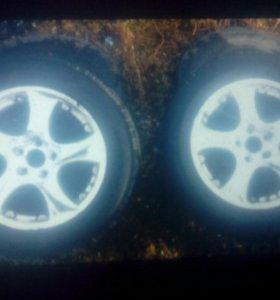 Шины, диски, колеса