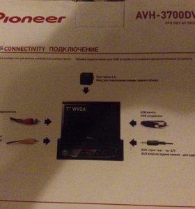 Магнитола Пионер Pioneer avh-3700dvd