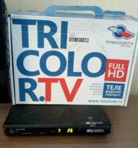 Триколор FULL HD GS U510
