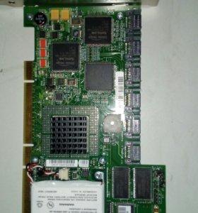 Контроллер SATA RAID LSI Logic SER523 Rev. B2