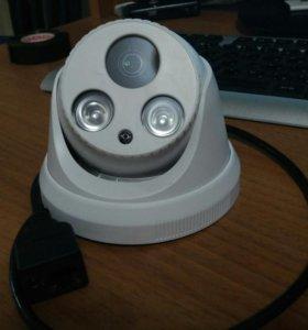 Цифровая ip камера 1080р.