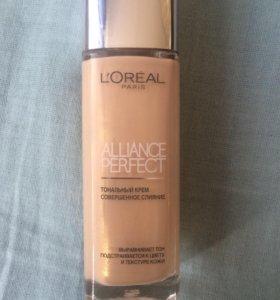 L'Oréal loreal N1 тональный крем