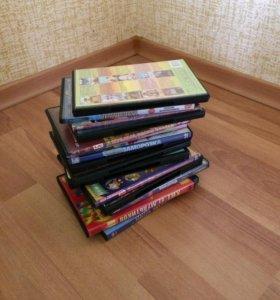 DVD диски детские от 50р