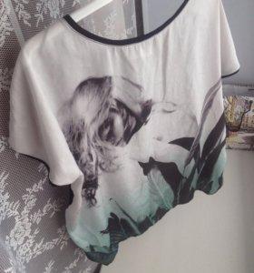 Блузка Zara M