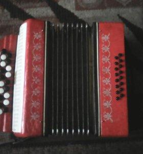 Детский аккордеон 'Малыш'