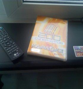 DVD-плеер LG