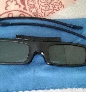3D активные очки Самсунг