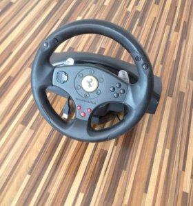 Продам руль (ПК, PS3)