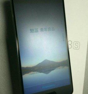 Новый Meizu m5s  3/16Gb