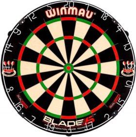 Мишень для дартс Winmau Blade 5 Dual Core