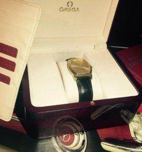 Часы Omega серии De Ville Prestige