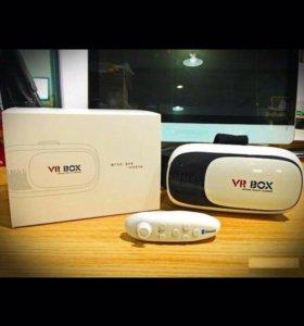 Шлем 3D vr box