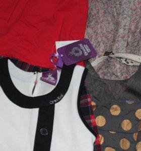 Вещи на девочку 37шт, Mexx, Zara Kids, Calzedonia