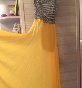Продам новое летнее платье , р-р 44-46