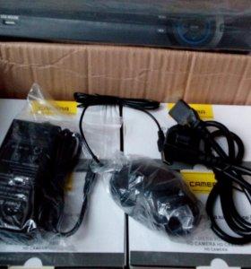 Комплект видеонаблюдения (4 камеры и регистратор)