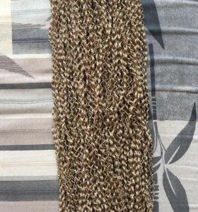 ‼️искусственные волосы (косички) СРОЧНО‼️