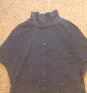 новая накидка свитер