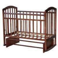 Кроватка+матрас+держатель для балдахина