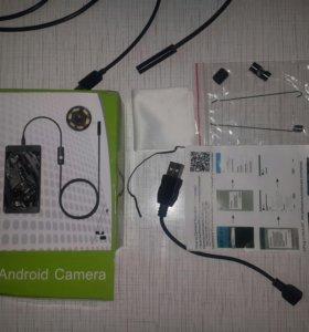 Гибкая камера эндоскоп