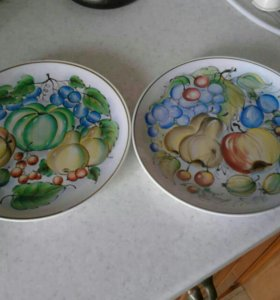 Настенные тарелки