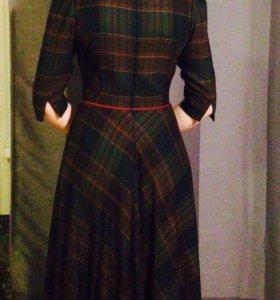 Платье до пола