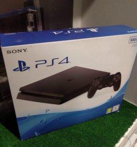 PlayStation 4slim 500gb