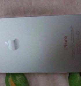 Айфон 5 белый 16G