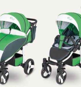 Новая прогулочная коляска Camarelo ELF