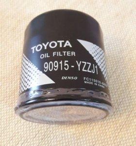 Фильтр масляный Toyota 90915-YZZJ1