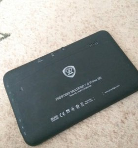 планшет prestigio 3G