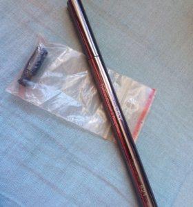 INGLOT карандаш чёрный фиолетовый