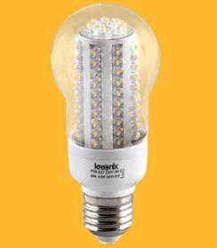 Светодиодная лампа p55-h e27