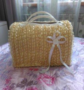 Коробка для денег на свадьбе