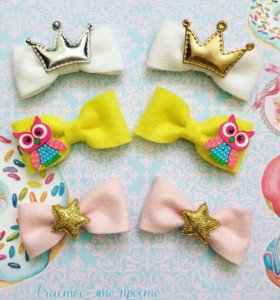 Бантики для принцесс