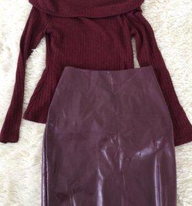Кофта+ юбка