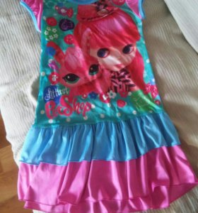 Платье lps