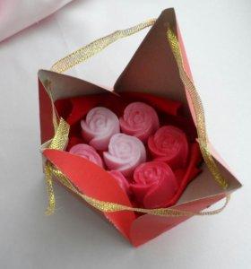 Подарочный набор мыла