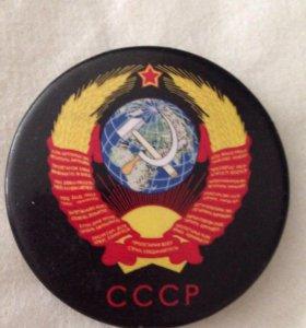 Значок. Герб. СССР