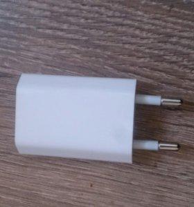 Зарядное устройство для айфон 4 оригинал