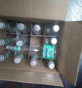 Бутылки стекло